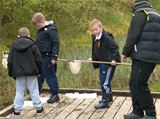 Beith Primary School P5s visit Muirshiel Country Park - June 2015