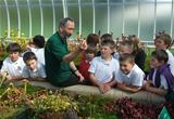 Dalry PS pupils visit Glasgow and the Botancial Gardens (2011)