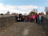 Dalry PS pupils visit the Robert Burns museum and Brig O'Doon (2010)