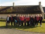 Dalry PS pupils visit Robert Burns Birthplace Museum - March 2014