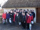 Dalry PS pupils visit the Robert Burns Museum (2013)