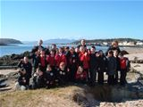 Dalry PS trip to Millport (2008)