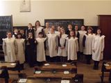St. Palldius pupils visit the Scotland Street Museum (2012)