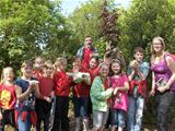 P4 from Dalry Primary visit Lochwinnoch (2010)