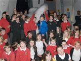 Dalry PS visit Dynamic Earth (2012)