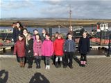 Glengarnock P4/5 pupils visit the Maritime Museum - June 2015
