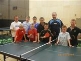 Dalry Table Tennis Team - 2008