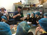 The P6 Class learned a Choco-LOT at The Lime Tree Larder! – 28th April 2017