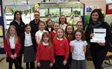 Community Windpower provide iPads for Dalry Primary School iBeacon Project - 11th April 2016