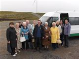 Kulture Club visit Dalry Community Windfarm with Ranger Pete (2009)