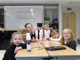 Dalry Primary are making Lighthouses (2010)
