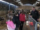 St. Palladius visit Catrine House - learning about milk (2010)