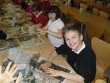 Dalry pupils make bird food with Ranger Pete (2012)