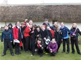 Dalry PS visit Burn's Cottage (2012)