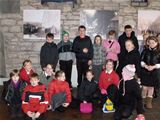 Dalry PS pupils trip to New Lanark (2010)