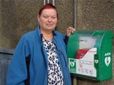 BeGreen Dalry plays a vital role in helping to save a life – 20th November
