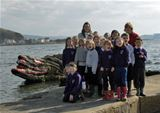 Pupils from St Palladius visit Millport (2010)