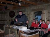 Dalry PS pupils learn about Vikings (2009)