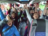 St. Palladius Primary on the way to Winmarleigh Hall - May 2015
