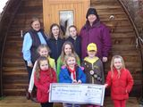 Donation of £6,000 to Girl Guiding Ayrshire North - Feb 2014