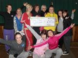 Funding for Dalry Y Dance (2011)