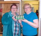 Low energy light bulbs donated to Church Hall (2011)