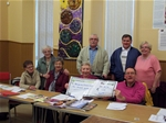 £1,000 donation to local Disability Forum - Feb 2014