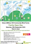 Family Open Day at Dalry - Sat 10th September 2016