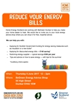 Home Energy Scotland - Open Surgery - 8th June 2017