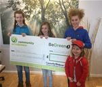 Girlguiding Dunbar District - £350 donation