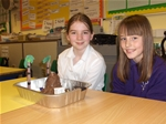 Volcanoes are the topic for St. Palladius Pupils - Jan 2014