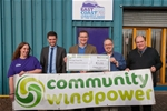 Donation of £12,000 to local community radio station - March 2014