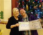 Christmas funding for local school and group - Dec 2013