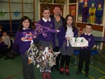 Recycled Decorations Competition - Dec 2013