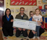 Garnock Top Tots Children's Nursery funding, February 2011
