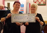Funds for Visually Impaired Group - Nov 2013