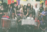 Sponsorship for Garnock Valley D of E Group – June 2013